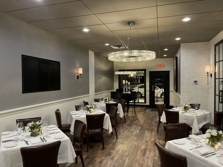 Gianni's Steakhouse expansion adds new event space, One Door West